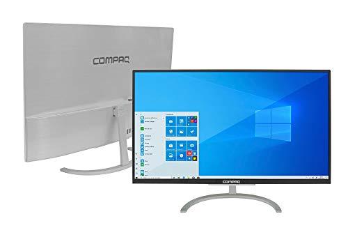 Computador All In One Pc Core I3 4gb 500hd 23,8 - Compaq CQ-A1, AADFXB000200, Prata