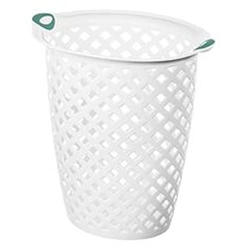 Sanremo Cesto Plástico Branco