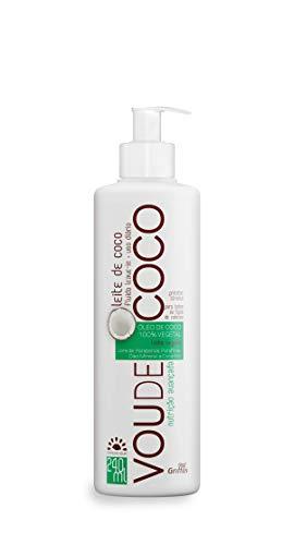 Vou de Coco Leite de Coco, 240 ml, Griffus Cosméticos, Multicor