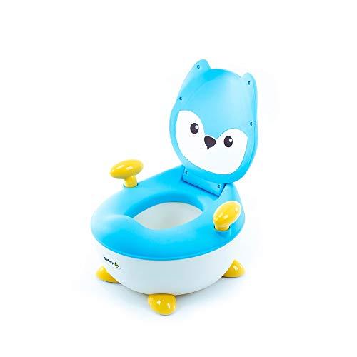Troninho Fox Potty Safety 1st, Azul