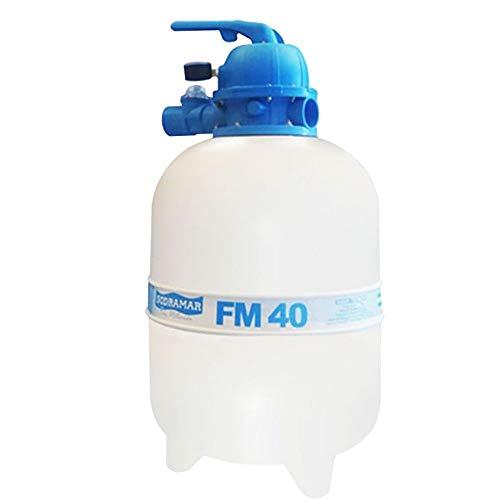 Filtro Fm-40 Para Até 50 Mil Litros - Sem Areia Sodramar Fm - 40 Sem Areia