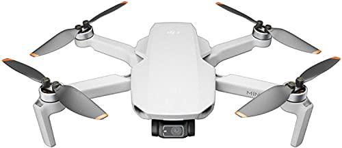 Mini drone DJI Mavic Mini 2 DRDJI017 Single com câmera 4K light gray