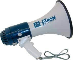 Fanon 300 Yard Megaphone