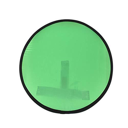 Fundo de tela verde portátil dobrável no estilo Staright para fotografia, jogos e streaming em tempo real