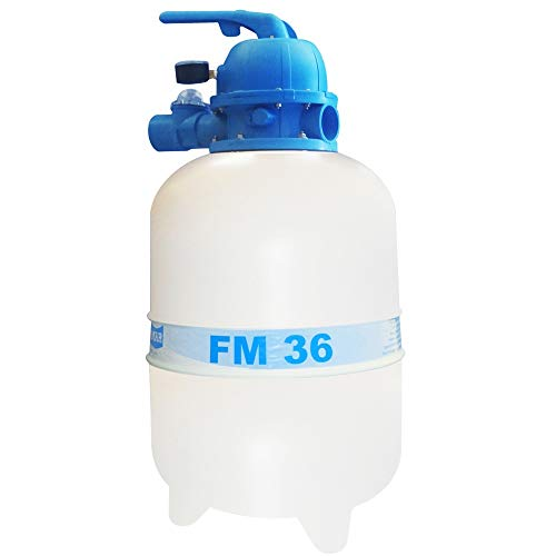 Filtro Fm-36 Para Até 40 Mil Litros - Sem Areia Sodramar Fm - 36 Sem Areia