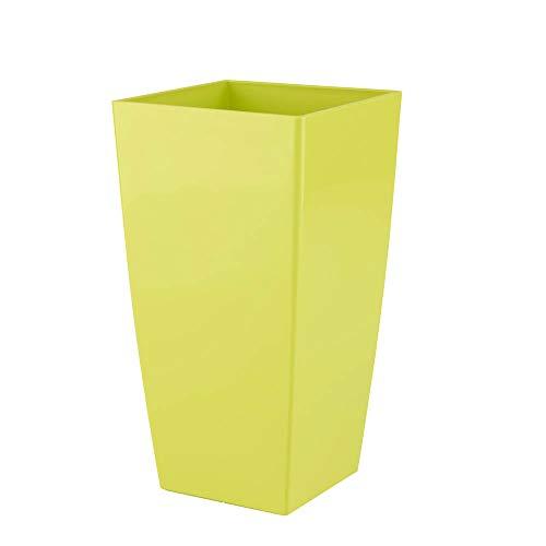Vasart Piza Vaso de Flores, Verde, 1 Unidad