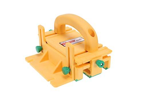 Bloco de empurrar 3D GRR-RIPPER para serras de mesa, mesas de roteador, serras de fita e fixadores da MICROJIG