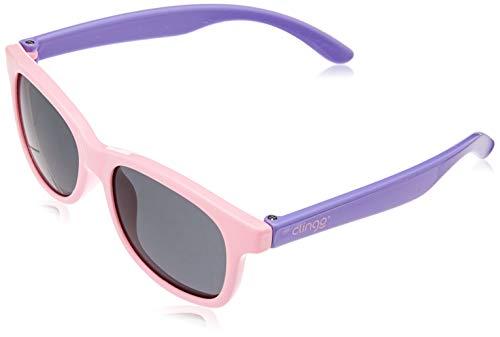 Óculos Escuros, Clingo, Rosa/Lilás