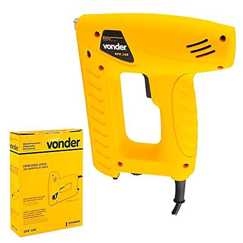 Grampeador/Pinador Elet Gpe168 220V Vonder