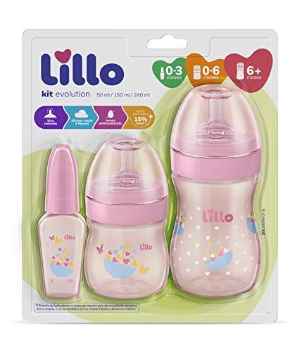 Kit Primeiros Passos - Lillo, Rosa, Vários volumes