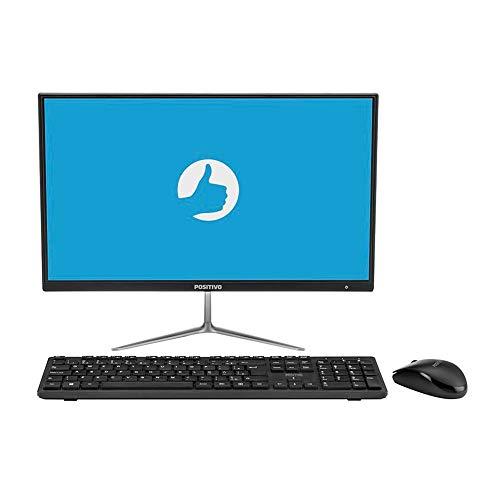 All In One Positivo Union C4500A-21 Intel® Celeron® Dual-Core™ Windows 10 Home Tela 22