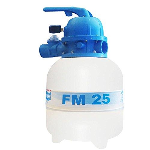 Filtro Fm-25 Para Até 19 Mil Litros - Sem Areia Sodramar Fm - 25 Sem Areia