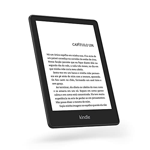 Novo Kindle Paperwhite Signature Edition (32 GB): tela de 6,8