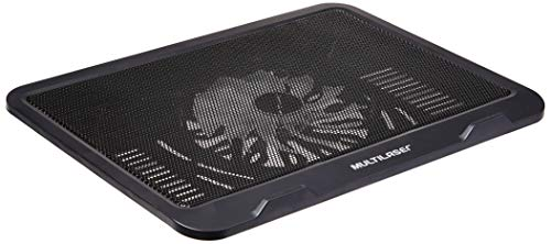 Cooler Multilaser Para Notebook Slim Com Led - AC263