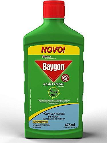 Inseticida Líquido Baygon Base Água, 475ml