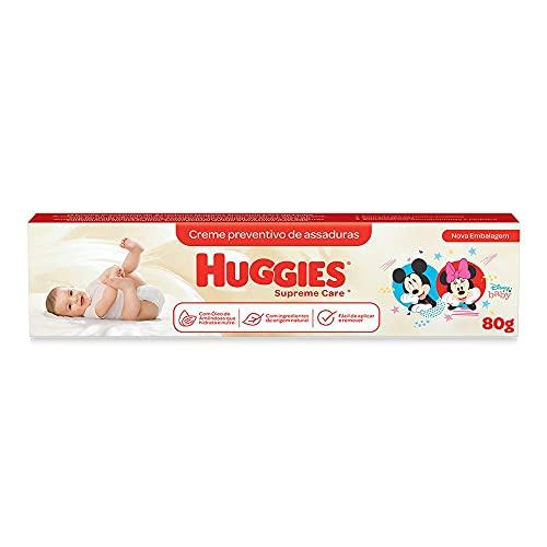Creme Preventivo de Assaduras Huggies Supreme Care - 80g