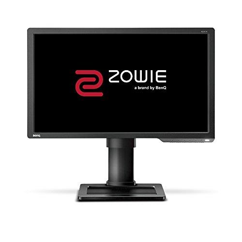 Monitor Gamer BenQ ZOWIE 24´ Widescreen, Full HD, HDMI/DVI/Display Port, 144Hz, 1ms, Altura Ajustável - XL2411P