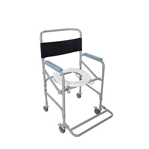 Cadeira de Banho D40 Dobrável - Dellamed