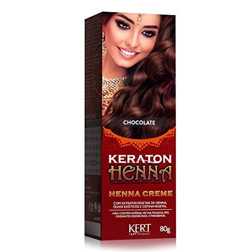 Henna Crème, Keraton, Chocolate