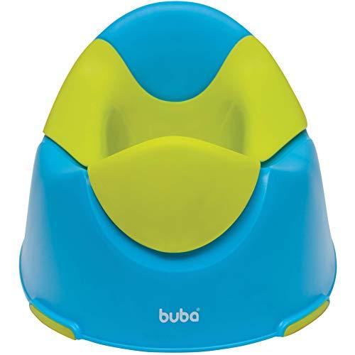 Troninho Infantil - Azul E Verde, Buba, Azul