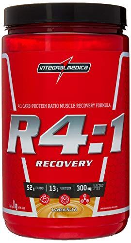 R4:1 Recovery Powder - 1000g Laranja, IntegralMedica