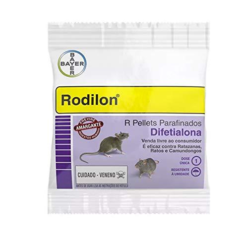 Raticida Bayer Rodilon Pellets