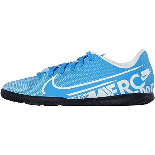 Tenis Nike Mercurial Vapor 13 Club IC JR Chuteira Futsal Infantil AT8169-414