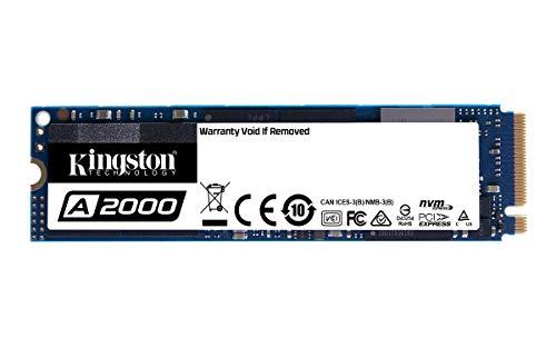 SA2000M8/250G - SSD de 250GB formato M.2 2280 NVMe Série A2000 para notebook