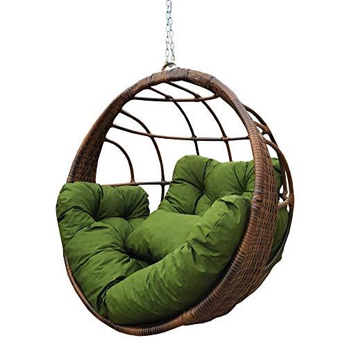 Balanço Ninho Suspenso Confort cor Argila   Cadeira Poltrona Chair Artesanal em Fibra Sintética