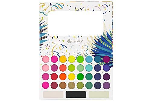 'Paleta Take Me Back to Brasil 35-color prensado Pigmento paleta da BH Cosmetics'