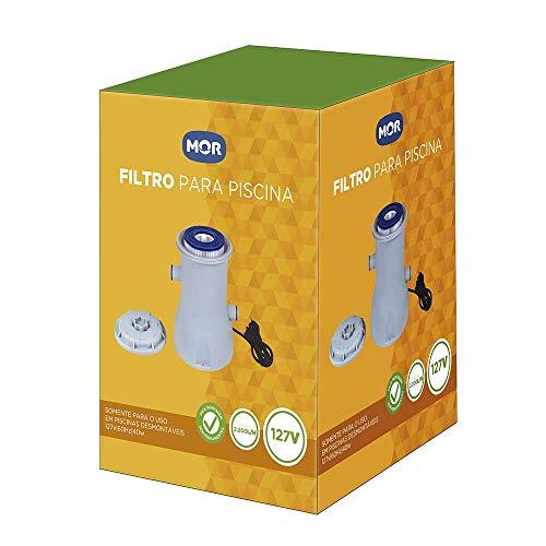 Filtro Para Piscina 2.200 L/h 110v Mor
