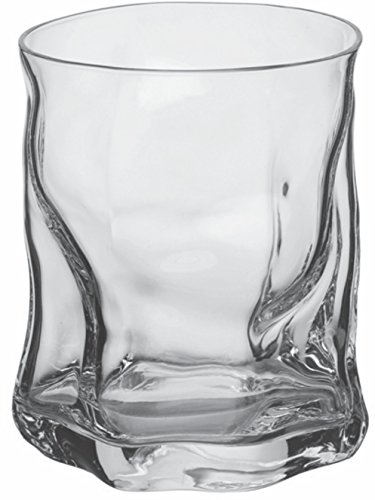 Sorgente Copo para Whisky Bormilo Rocco Transparente
