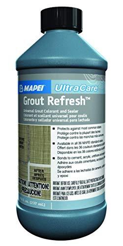 Grout Refresh - 227 g Garrafa, 8 oz, White