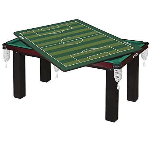 Mesa De Sinuca Klopf - 4 em 1 - Multiuso - Sinuca, Ping Pong e Futebol de Botão