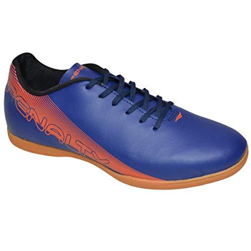 Calcado Futsal Bravo Xx Penalty Marinho/Coral