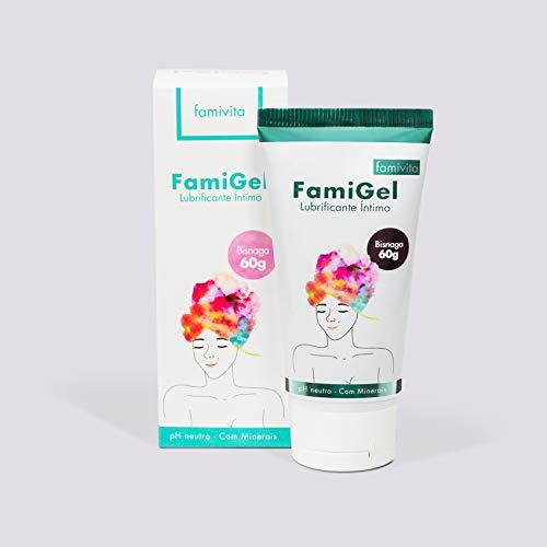 FamiGel - O Lubrificante Íntimo com o pH Neutro 60g