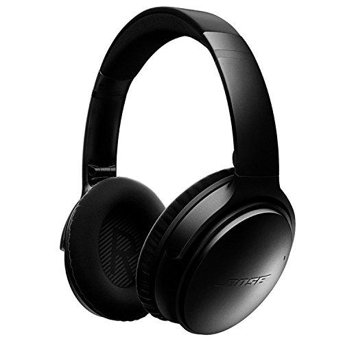 Bose QuietComfort 35 Fones de Ouvido Sem Fio Com Noise-Cancelling Preto