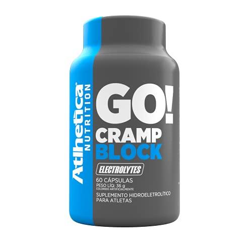 Cramp Block (60 Caps), Atlhetica Nutrition