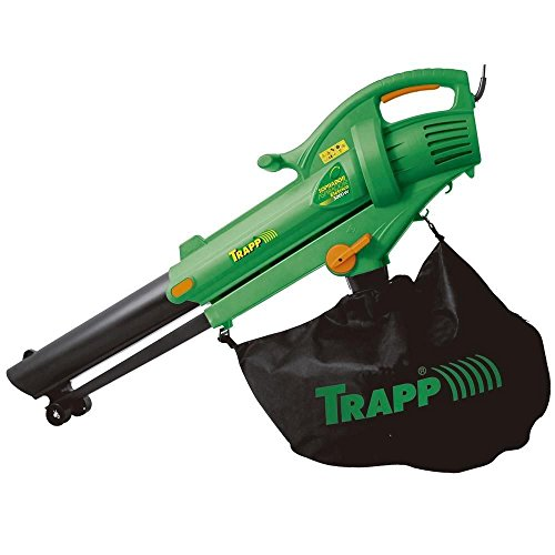 Soprador Folhas + Aspirador Trapp 220V
