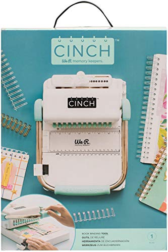 Encadernadora The Cinch Furo Redondo Tool V2 - Wer022