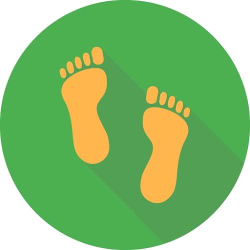 iWalkToo:Walk Tracker & Pedometer Walking Distance