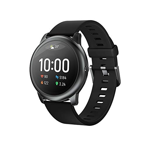 Smartwatch Haylou LS05 Solar, Bluetooth 5.0, IP68, Tela 1.28