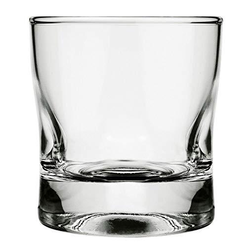 Conjunto de Copos Whisky 250 ml Rocks Amassadinho (6 unidades) Nadir - NAF 168