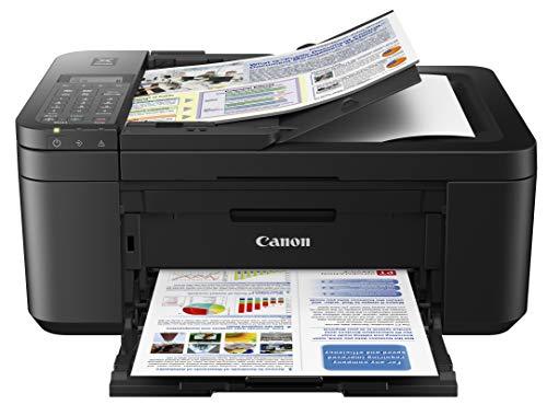 Impressora Canon PIXMA TR4520 sem fio multifuncional com impressão móvel, Impressora, Preto, One Size