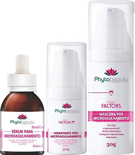 Kit Microagulhamento Facial - 3 produtos