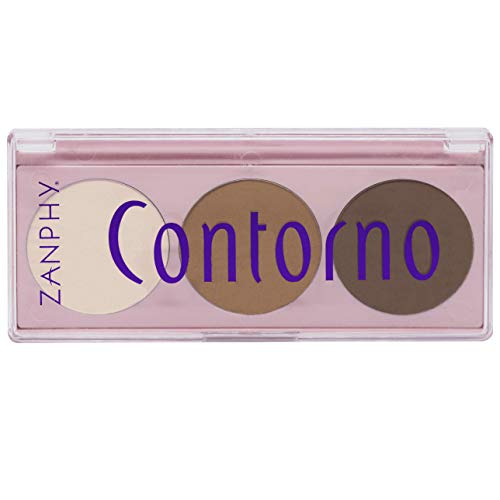 Paleta De Contorno - Cor Pcont01, Zanphy