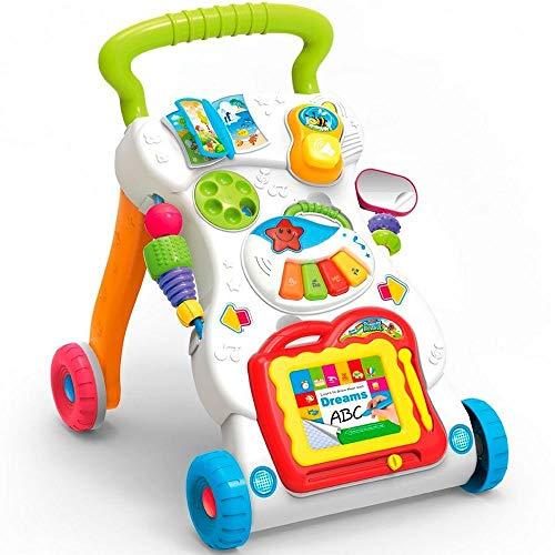 Andador Centro de Atividades Didático Musical - Baby Style