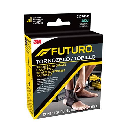 Tornozeleira Confortável 3M FUTURO Bilateral - Tamanho Ajustável