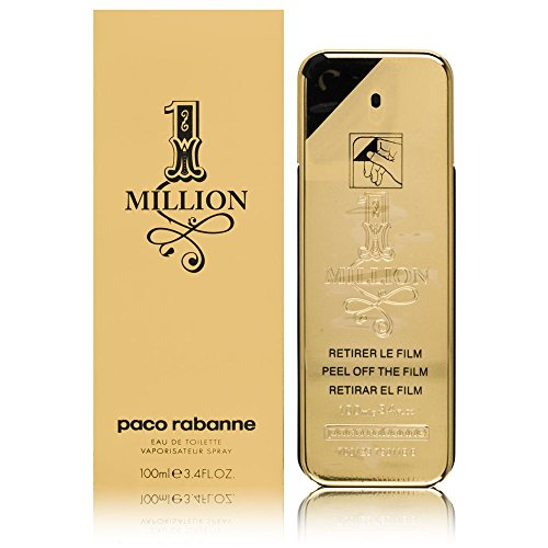 1 Million Paco Rabanne - Perfume Masculino - Eau de Toilette - 100ml
