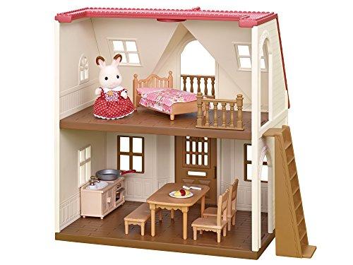 Minha Primeira Casa Sylvanian Families Minha Primeira Casa Multicor 29.5x21.5x29 Cm